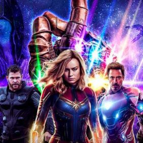 Avengers: End Game (12A)