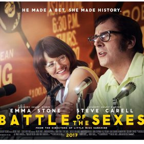Battle fo The Sexes (12A)