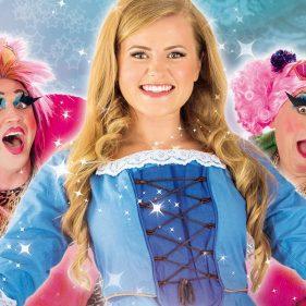 Cinderella  - Nadolig 2019