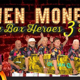Rescheduled - Owen Money's Jukebox Heroes 3 Tour