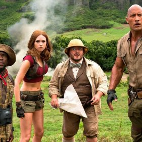 Jumanji: Welcome To the Jungle (12A)