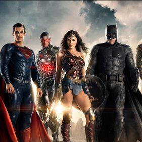 Justice League (12A)