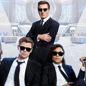 Men in Black International  (12A)