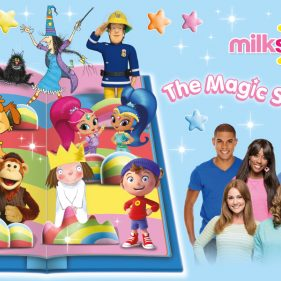 Milkshake! Live : The Magic Storybook