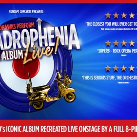 Quadrophenia the Album - Live!