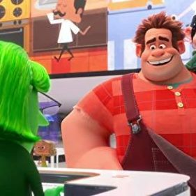Ralph Breaks The Internet: Wreck it Ralph 2 (PG)