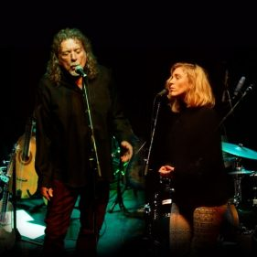 Saving Grace featuring Robert Plant and  Suzi Dian