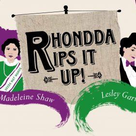 Rhondda Rips It Up! Opera Cenedlaethol Cymru