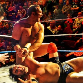 Welsh Wrestling