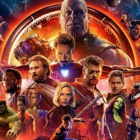 Avengers: Infinity War (12A)