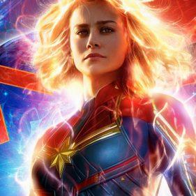 Captain Marvel (12A)