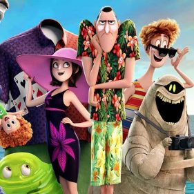 Hotel Transylvania 3: A Monster Vacation  (U)