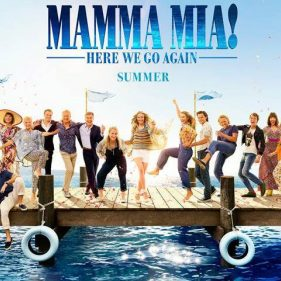 Mamma Mia 2 : Here We Go Again (PG)