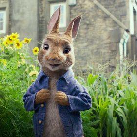 Peter Rabbit (PG)