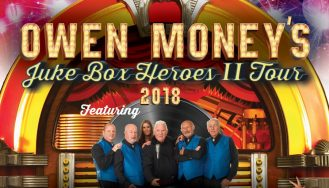 Owen Money's Jukebox Heroes 2 Tour