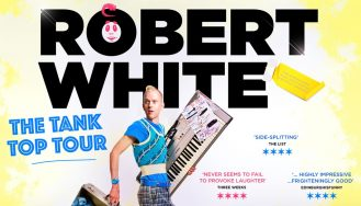 Robert White - The Tank Top Tour