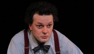 Dylan Thomas – Clown in the Moon