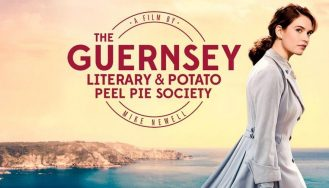 The Guernsey Literary & Potato Peel Pie Society (12A)
