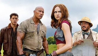 Jumanji: The Next Level (12A)