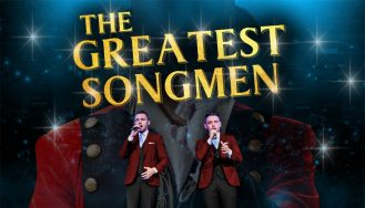 Richard & Adam - The Greatest Songmen