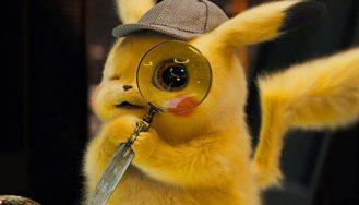 Detective Pikachu (PG) Kids Club
