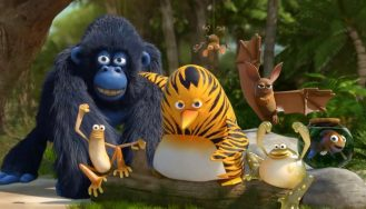 The Jungle Bunch (U)