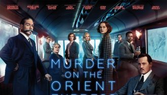 Murder On The Orient Express (12A)