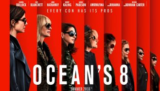 Ocean's 8 (12A)
