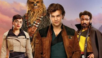 Solo: A Star Wars Story (12A)