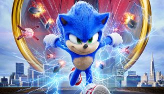 Wedi'i ganslo : Sonic The Hedgehog (PG)