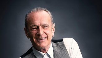 Rescheduled  - Francis Rossi