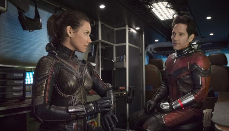 Ant-Man & The Wasp (12A)