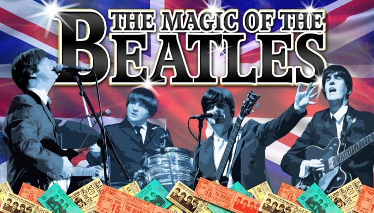 Just announced - Magic of The Beatles