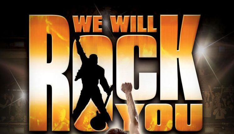 We Will Rock You - Schools edition