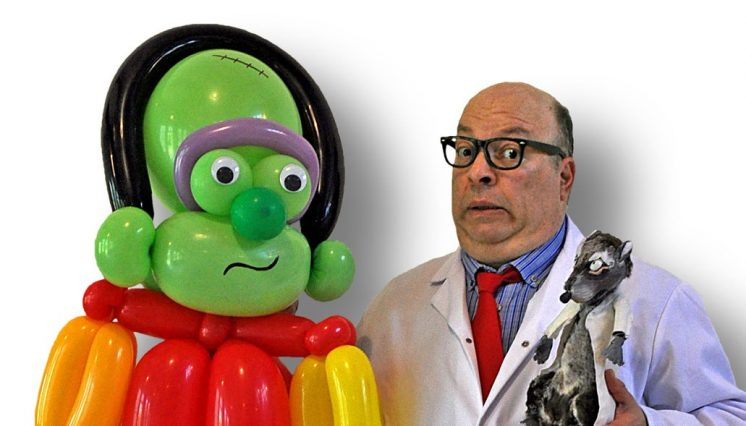 Circo Ridiculoso: Frankenstein For Kids