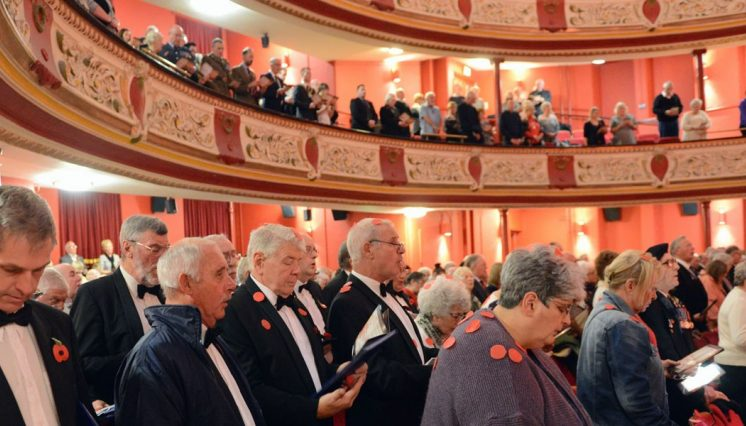 Festival Of Remembrance 2016 Park Aand Dare 39