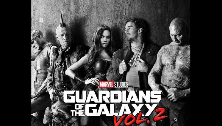 Guardians of the Galaxy Vol 2 (12A)