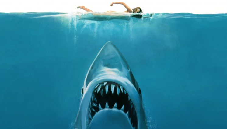 Jaws (12A) Classic Film Night