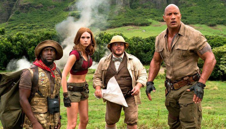 Jumanji: Welcome To the Jungle (12A)