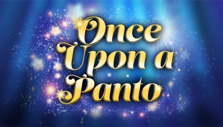 Once Upon A Panto - am ddim- ar- ein.