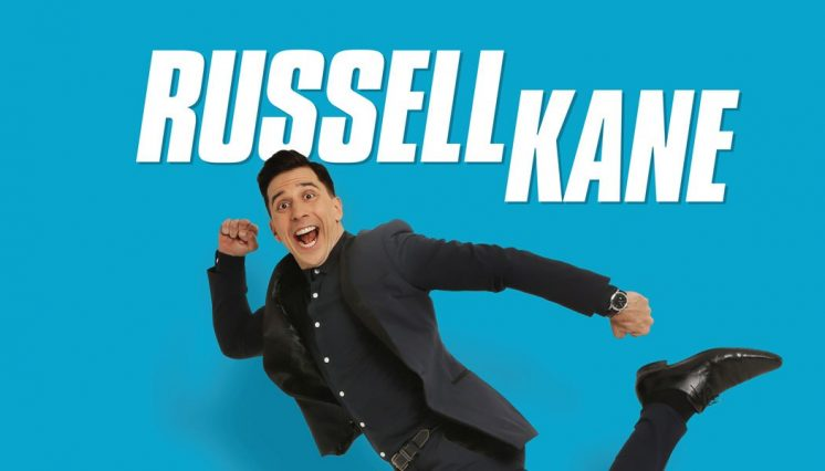 Russell Kane - The Fast and the Curious