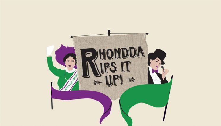 Rhondda Rips It Up! Welsh National Opera