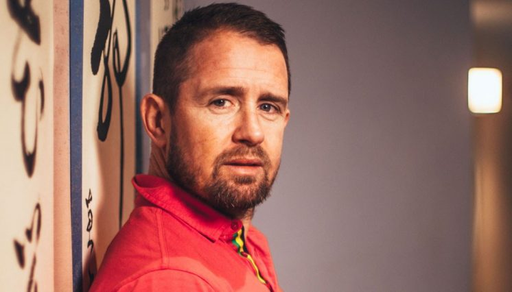 Wedi'i ad-drefnu: An Evening with Shane Williams