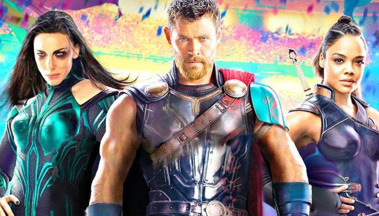 Thor: Ragnarok (12A)