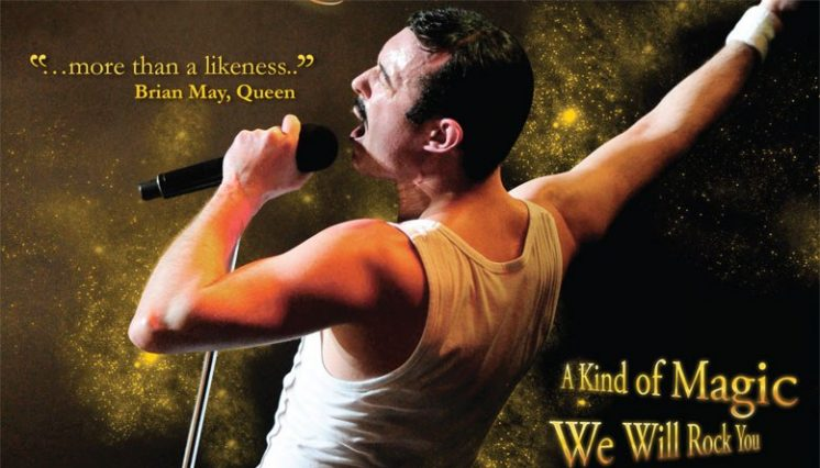 Wedi'i ad-drefnu- One Night Of Queen - Gary Mullen & The Works