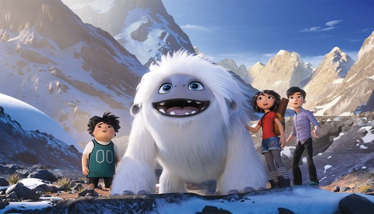 Kids Club: Abominable (U)