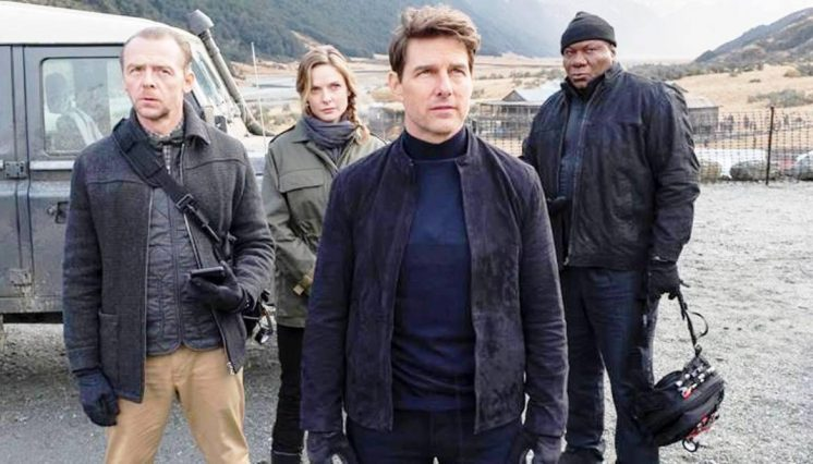 Mission: Impossible Fallout (12A)