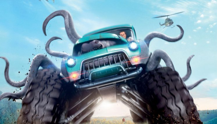 Monster Trucks (PG)