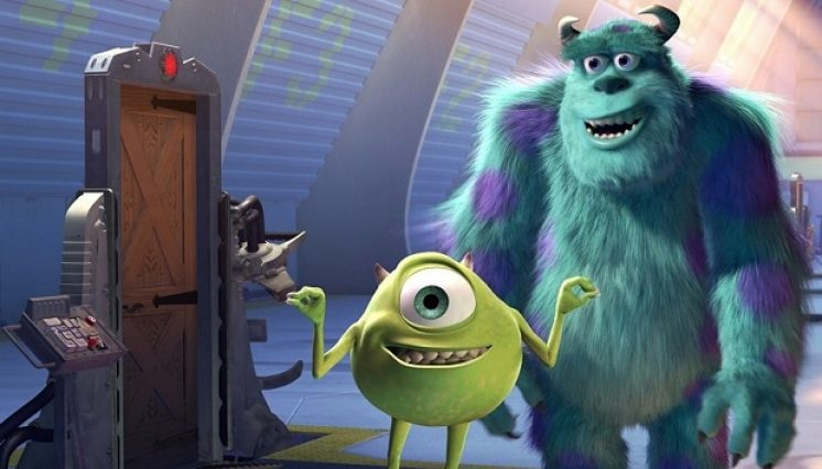 Kids Club: Halloween Party & Monsters Inc (U)