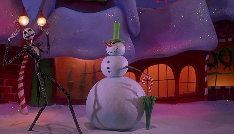 The Nightmare Before Christmas (PG) Classic Cinema